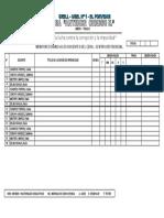 Ficha Monitoreo Diario -