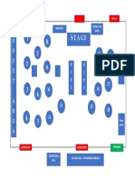 Floor Plan Madison Events Place