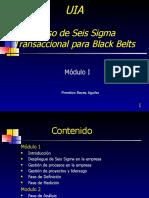 six sigma para black belts.ppt