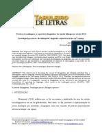 ANTONIETA MEGALE - Práticas translíngues - o repertório linguístico do sujeito bilíngue no século XXI