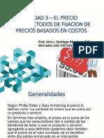 PRESENTACION FIJACION DE PRECIOS