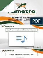 INDICADORES DE CURSO