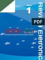 Anpafrs Revista Texto Raz
