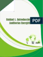 Unidad 1. Introducción a las Auditorías Energéticas