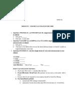 CKD HD Vaccination Record