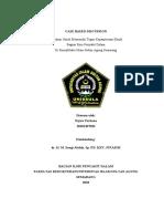 CBD dr. Saugi, Sp.PD - UAP, CAD 1 VD, DM, HT.docx