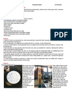DNA Extraction Practical Report (Submission)