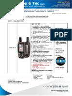 COTIZACION  CJ0027 MAP 64S DIXON LUCERO 01-08-2019