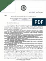 Adresa ANP obligatii personal prevenire si combatere boli transmisibile