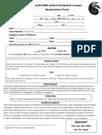 Dodgeball Registration