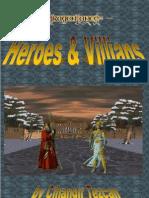 Heroes & Villians v1 0