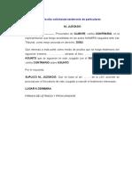 Escrito solicitando testimonio de particulares.doc