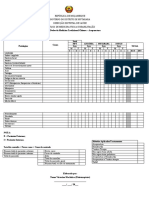 Estatistica Da Medicina Tradicional Chinesa (Janeiro a Marco) 2019