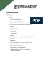 Clasificación de Antimicrobianos 2009