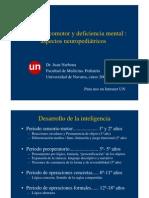 6. Retraso mental y trastornos de la comunicación