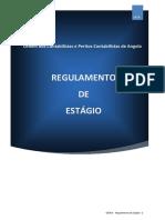 Regulamento de Estágio OCPCA
