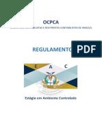 Regulamento EAC revisto