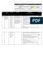 science year 6 forward planning document