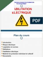 Habilitation électrique - TechnoFormat.pptx
