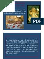10. Neonatología. Conceptos. Adaptación a la vida extrauterina