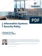 Temenos Information Security Policy
