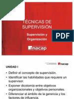 Supervision y Organizacion
