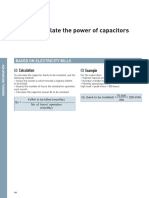 Calculate power factor