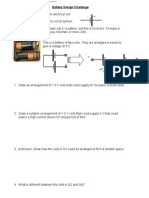Battery Design Challenge