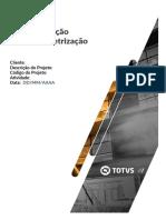 MIT043 - CODPROJETO - Especificação de Parametrização.docx