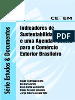 Rodrigues 2004 - Indicadores de sustentabilidade