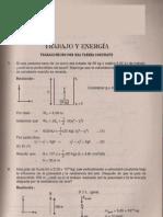 Fisica Resueltos (Soluciones) Trabajo y Energia Selectividad