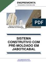 Sistema Construtivo Com Pré-Moldado Em Jaboticabal