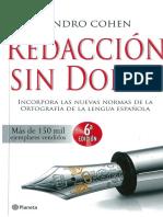 436542257 Sandro Cohen Redaccio n Sin Dolor
