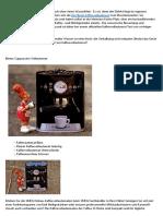 263931Günstige Kaffeemaschine Vollautomat - Eine Übersicht