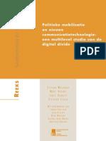 Walgrave, S, Hooghe, M, Ea (Red.) - [2010] Politieke Mobilisatie en Nieuwe Communicatietechnologie