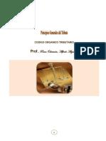 Principios Generales del Tributo y Código Orgánico Tributario