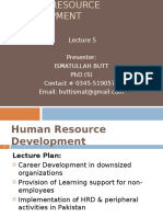 Lecture 5-HRD & Peripheral Activities