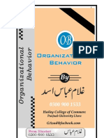Organizational_Behavior Notes.pdf