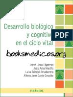 Desarrollo biologico y cognitivo en el ciclo vital