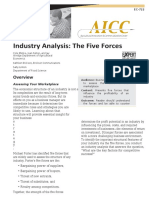 industry analysis example 16.docx