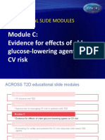 Evidence for effects of older glucose-lowering agents on CV risk.pptx