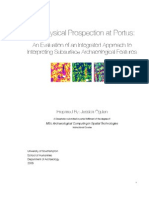 Geophysical Prospection at Portus