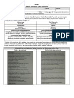 1M 301 Guía 1. Textos literarios y no literarios