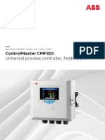 Universal Process Controller ABB CMF310