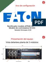 Instructivo Configuración EATON %28controladora SC200%29
