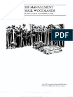 Timber Management for Small Woodlands