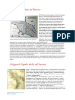 Lo Stato Della Chiesa e il Regno di Napoli e Sicilia nel Trecento
