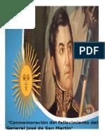 Conmemoración del fallecimiento del General José de San Martin.docx