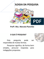 2-Metodologia da Pesquisa Marcela Pianchão