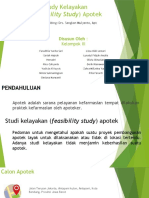 STUDY KELAYAKAN KELOMPOK III-1